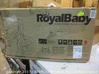 Royal Baby Bike, Pedals Missing Please Preview