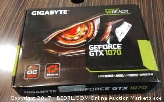 Gigabyte  Geforce GTX Please Preview