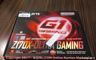 Gigabyte Gaming Motherboard Please Preview
