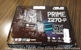 ASUS Motherboard Please preview