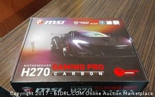 MSI gaming Pro Motherboard Please Preview