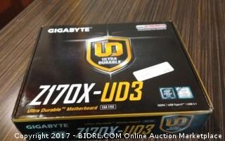 Gigabyte Motherboard Please Preview
