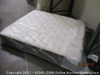 Stearns & Foster  Cal King Mattress MSRP $4450.00 Please preview