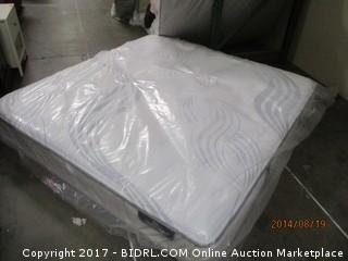 Serta King Mattress MSRP $2500.00 Please preview