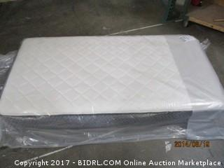 Sealy Twin Mattress MSRP $580.00 Please Preview