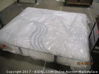 Serta Cal King Mattress MSRP $2300.00 Please Preview