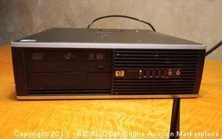 HP Desktop (Powers oN, Please Preview)