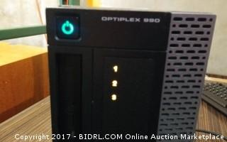 Optiplex 990 Powers on, with keyboard and mouse please preview