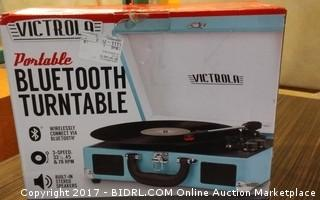 Victrola Portable Bluetooth Turntable PLease Preview