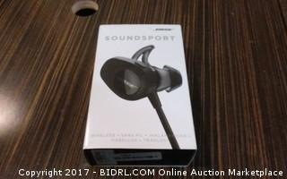 Bose Soundsport  Wireless Please Preview