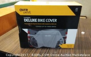 Deluxe Bike Cover Please preview