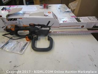 iWorx Electric Hedge Trimmer Please Preview