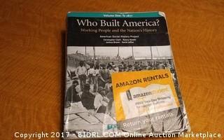 Who Built America ?