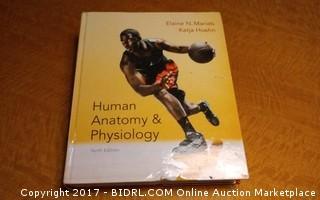 Human Anatomy & Phsiology