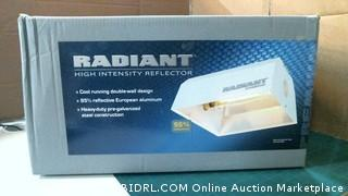 Radiant High Intensity Reflector Please Preview