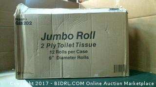 Jumbo Bath Tissue Please Preview