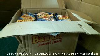 Bamba Peanuts Snacks