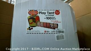 Play tent Please preview
