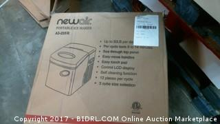 Newair Portable Ice Maker Please Preview
