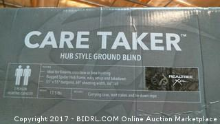 Care Taker Hub Style Ground Blind Please Preview