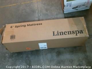 Linenspa Spring Mattress Please Preview