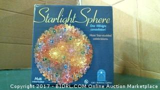 Starlight Sphere Please Preview