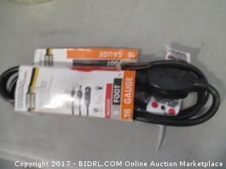 Household Extension Cord