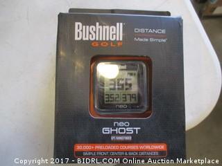 Bushnell Golf GPS Rangefinder