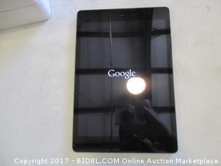 Google Nexus HTC Tablet