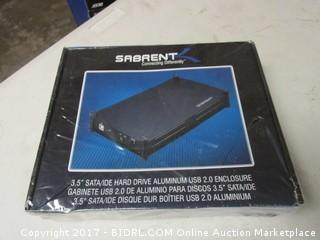 "Sabrant 3.5"" Hard Drive- Sealed"