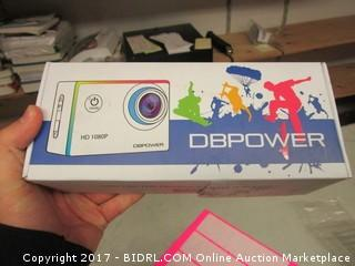 DB Power HD Camera