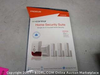 Go Control Home Security System