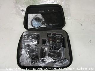 Campak 4K Action Camera