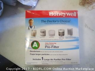 Honeywell Purifier Pre Filter