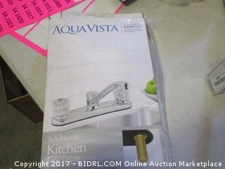 Aqua Vista Kitchen Faucet