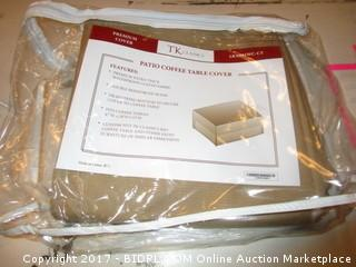 TK Classic Patio Coffee Table Cover Please Preview