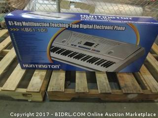 Huntington Key multifunction Teaching Type Digital Electronic Piano Please Preview