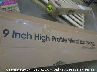 High Profile Metal Box Spring Please Preview