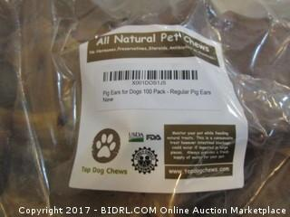 All Natural Pet Chew Please Preview