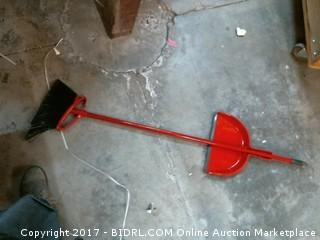 Broom and Dust pan Please preview