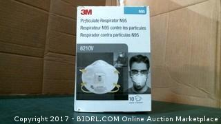3M Particulate Respirator Please Preview