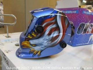 Fully Automatic light welding mask Please Preview