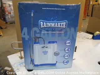 Rainmaker Backpack Pump Sprayer Please Preview