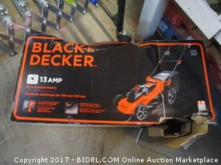 Black + Decker Corded  Mower Please Preview