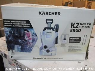 Karcher Electric Pressure Washer Please Preview