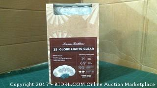 Globe Lights Clear Please preview