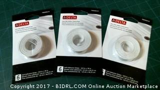 Delta Self Adhesive Strips Please preview