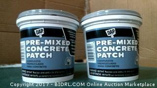 DAP Pre-Mixed Concrete Patch