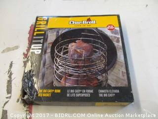Char Broil Basket Please Preview