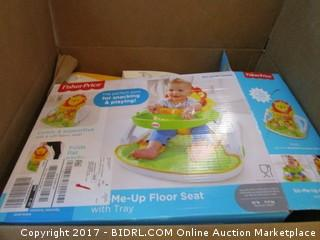 Fisher Price Sit me up floor seat please preview